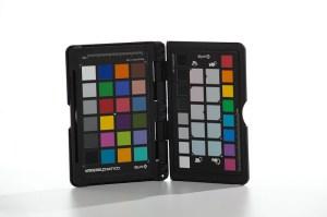 X-Rite Color checker passport for accurate color balance