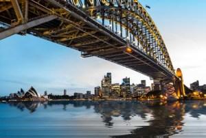 Unusual sea conditions in Sydney!