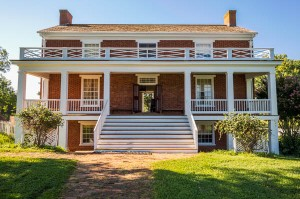 Appomattox - Site of Civil War surrender