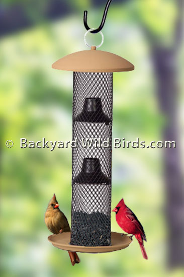 Image result for images of cardinal bird feeder