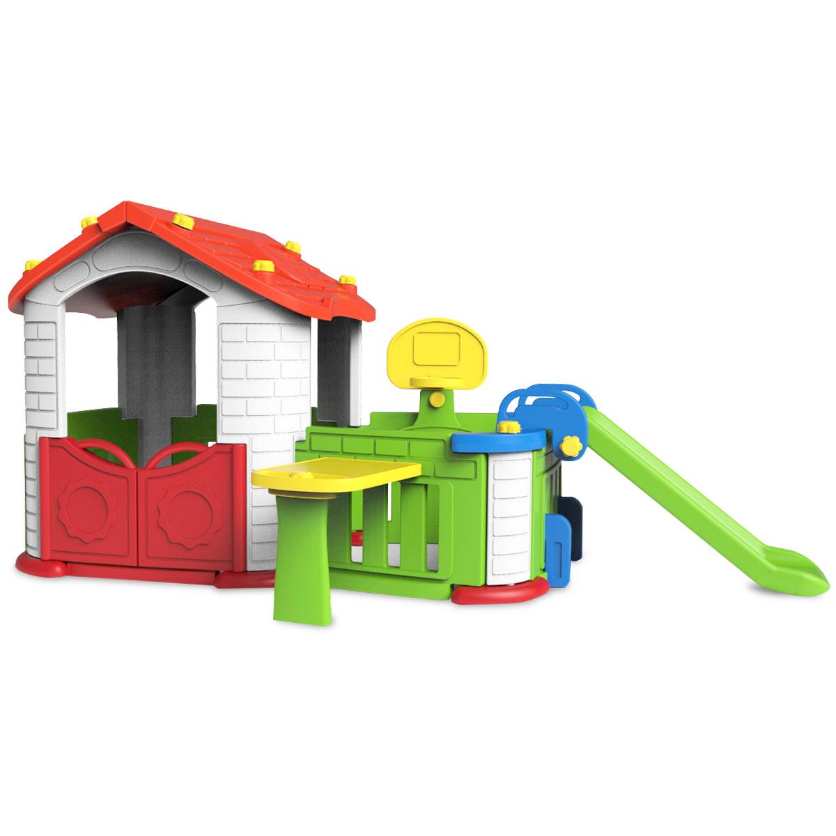 Play Equipment - Backyard World