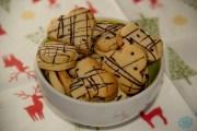 Marzipan-Schoko-Kekse