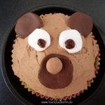 Braunbär (Cupcake)