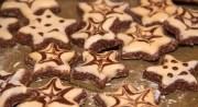 Mandel-Kakao-Sterne