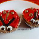 Marienkäfer (Cupcake)