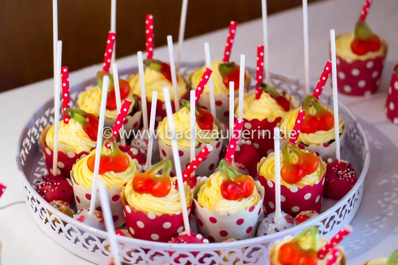 Milchshake-Cupcakes