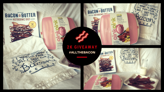 Bacon and Cream 2K Giveaway