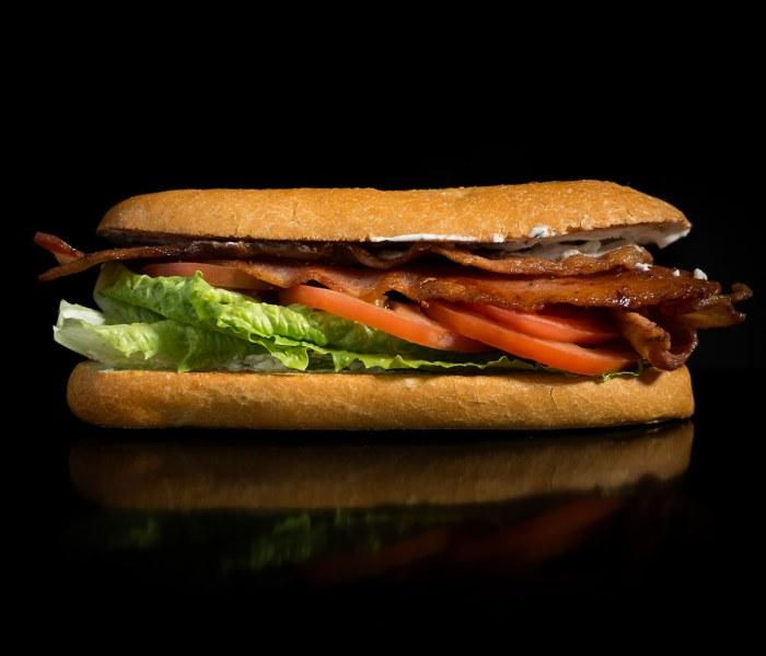 Bacon Bacon - The LGBT Sandwich