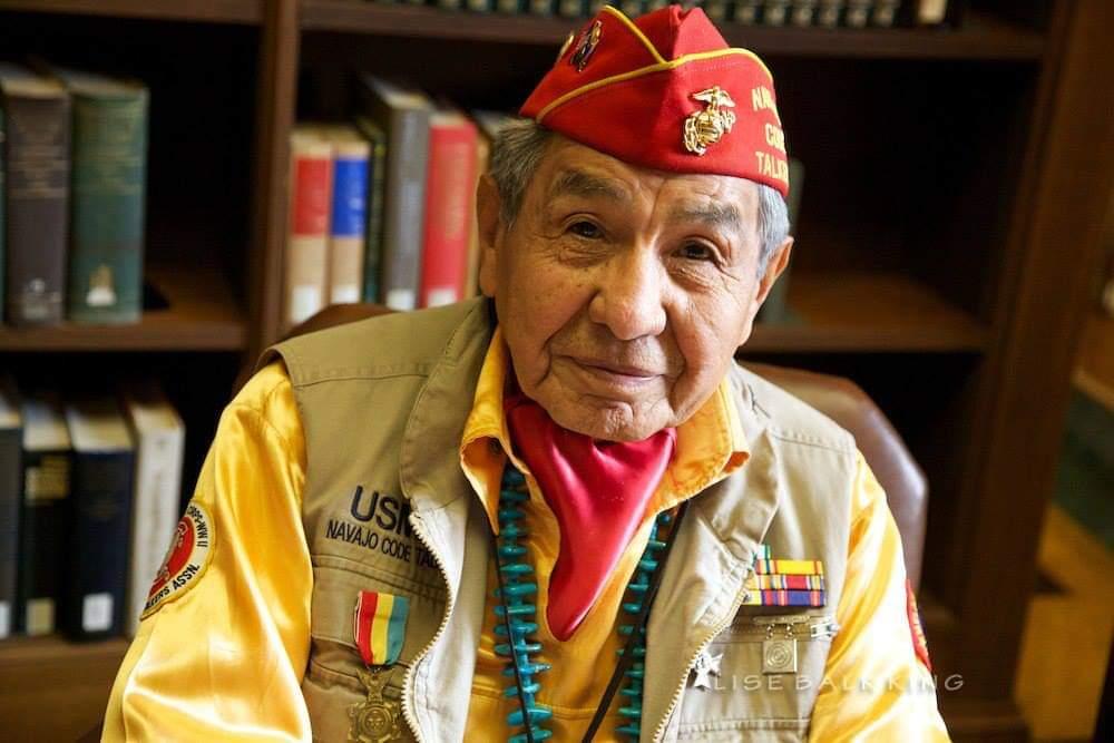 Peter MacDonald: Navajo Code Talker, Bacone College Alumnus