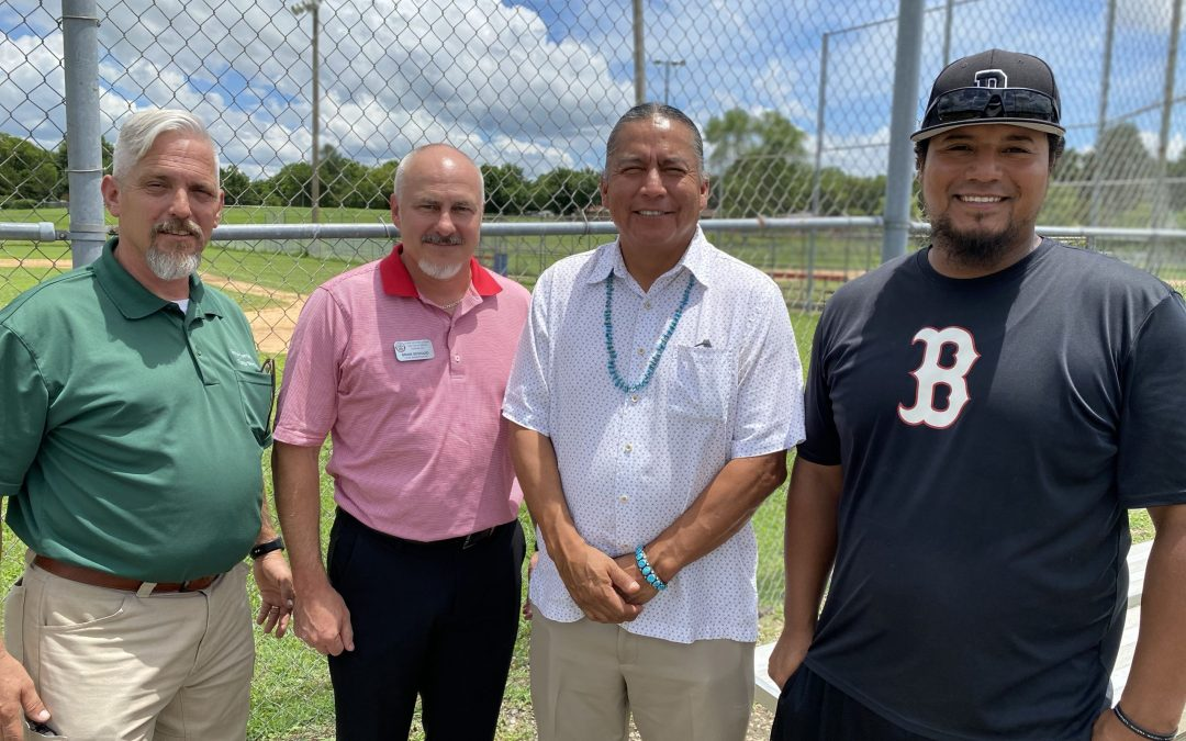 Bacone College Partners with Fort Gibson for Next Baseball Season