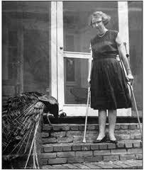 Flannery O'Connor Image from Andalusiafarm.com