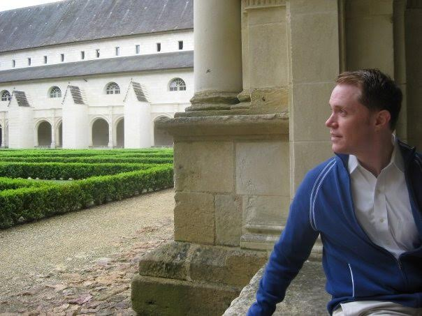 At Fontevraud in the Loire Valley