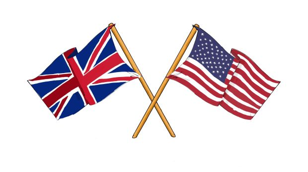 10818316 - american and british alliance and friendship