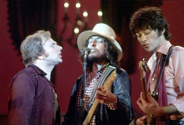 Larry Hulst/Michael Ochs Archives/Getty Images. Winterland Ballroom, San Francisco, 1976.