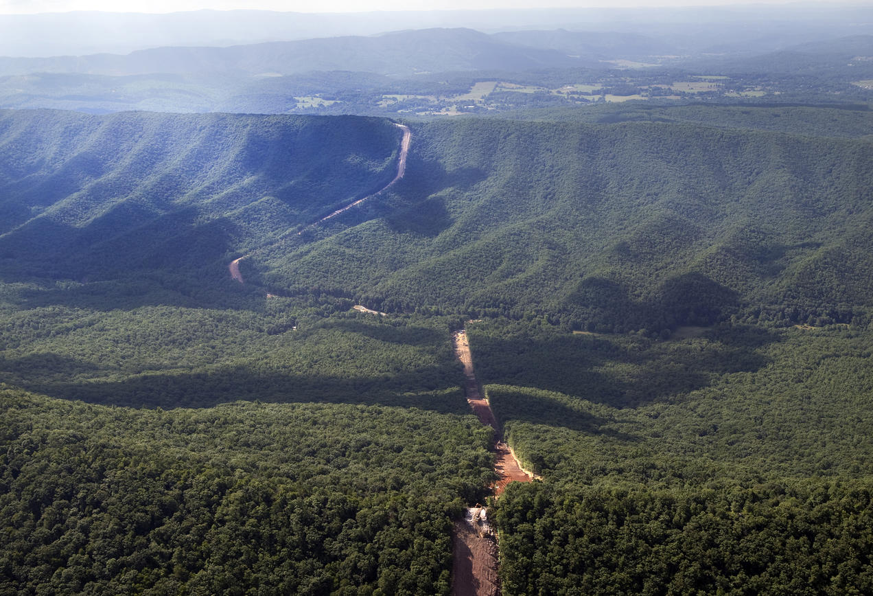 Is Winter Coming For Virginia Pipeline Projects? - Bacon's Rebellion