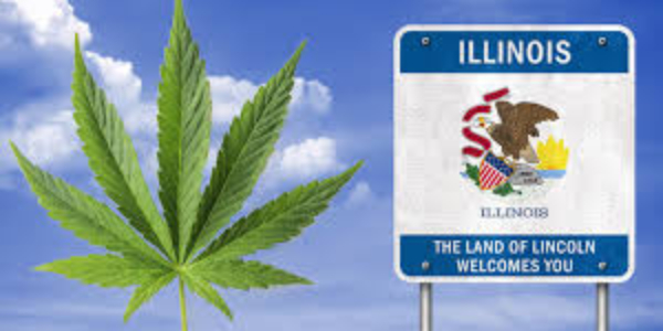 Illinois to Legalize Pot: Implications for Virginia