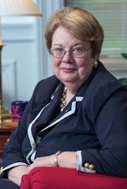 Teresa Sullivan. Photo credit: Virginia Business.