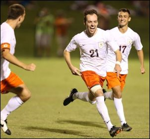 Hey, Wahoo soccer team, congratulations on winning the national championship this year! We're proud of you. Now, figure out how to make your team financially self-supporting and stop dunning the general student population.