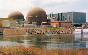 North Anna nuclear power station
