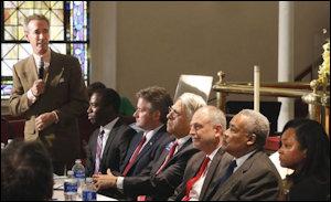Richmond mayoral candidates: debating the wrong stuff.