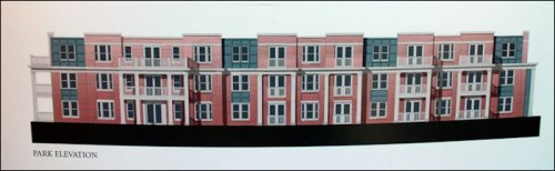 The Church Hill North vision of mixed-income housing