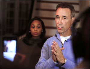 Joe Morrissey at press conference