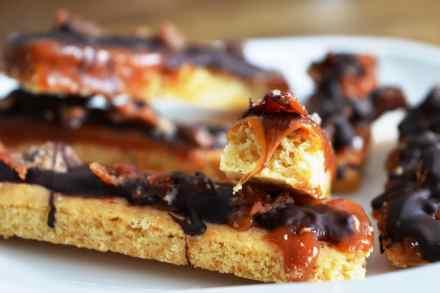 Bacon Twix selbermachen Rezept