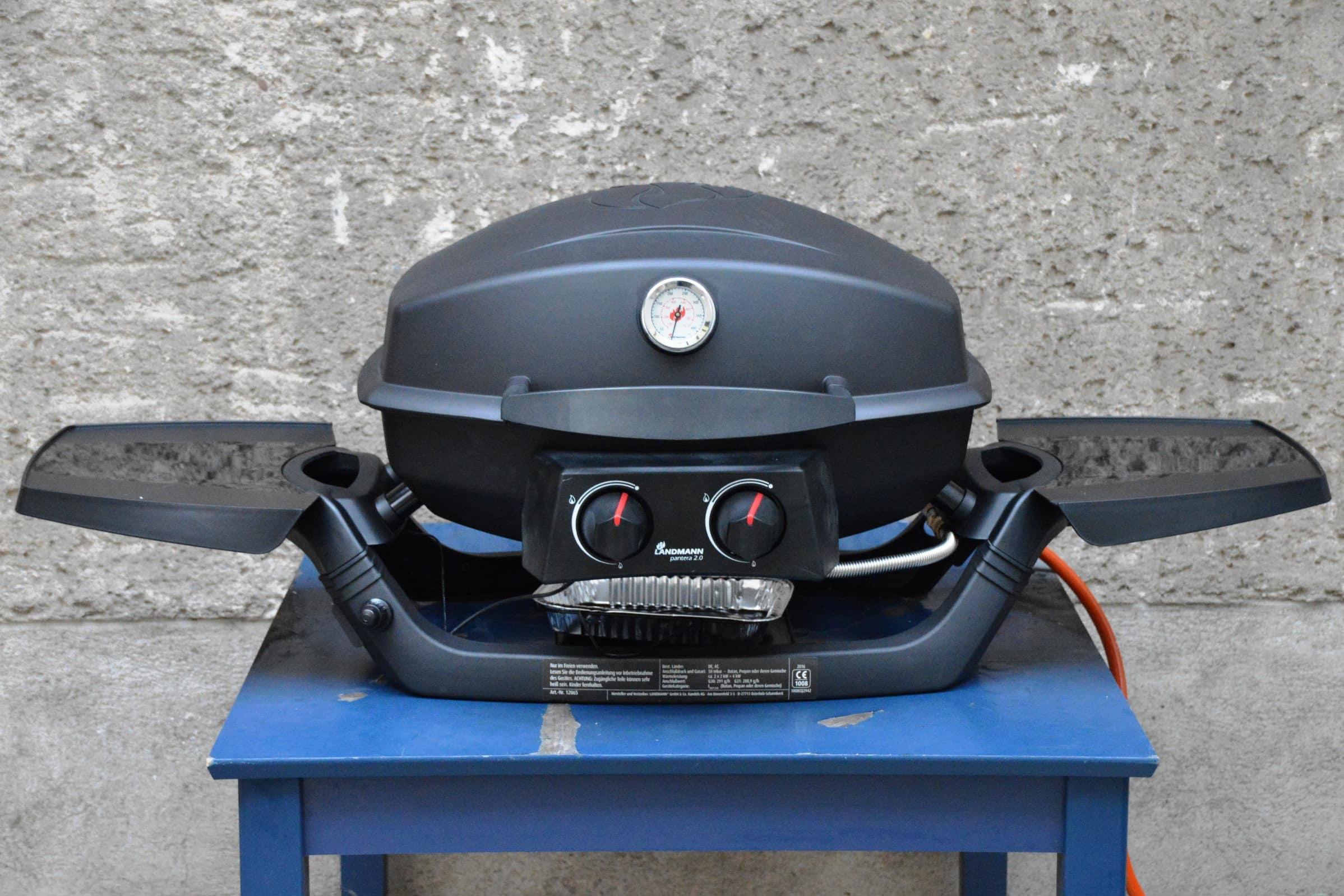 Landmann Gasgrill Im Test : Angegrillt: landmann pantera 2.0 im test bacon zum steak