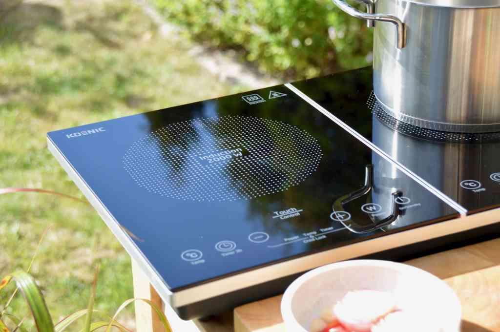 KOENIC KIP 2432 mobile Induktionskochplatte
