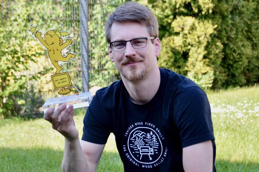 baconzumsteak Goldener Blogger 2019