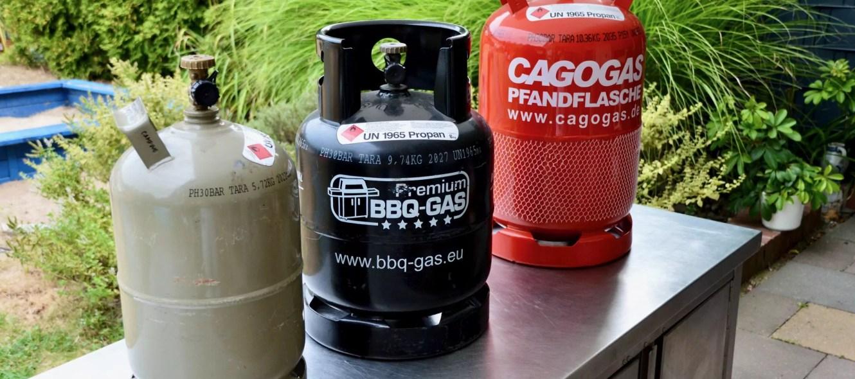BBQ-Gas: Was ist das?
