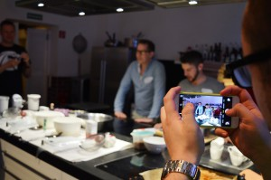 Food.Blog.Meet. - Die Jungs kochen und Backen mit Macarons