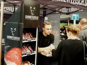 Grillmeisterschaft NRW 2015 - Gourmetfleisch
