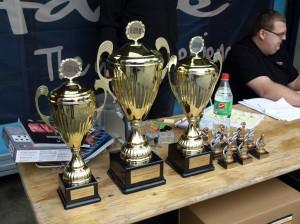 Grillmeisterschaft NRW 2015 - Pokale