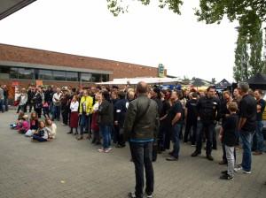 Grillmeisterschaft NRW 2015  - Siegerehrung