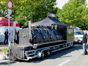 Ruhrpott BBQ 2015 Zeche Ewald Herten