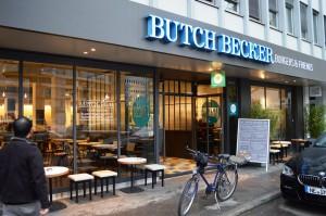 Butch Becker in Düsseldorf