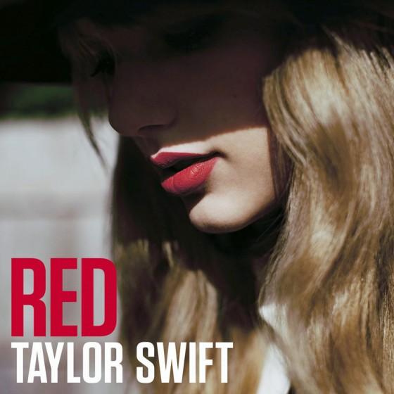 Taylor Swift - Red copertina album artwork
