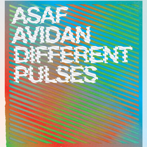 Asaf Avidan Different Pulses copertina album artwork