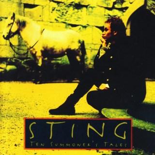 Ten Summoner s Tales ating album cover