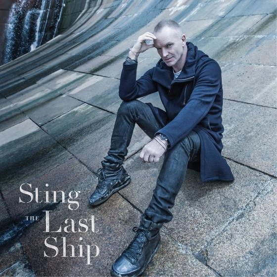 Sting - The Last Ship - copertina Album