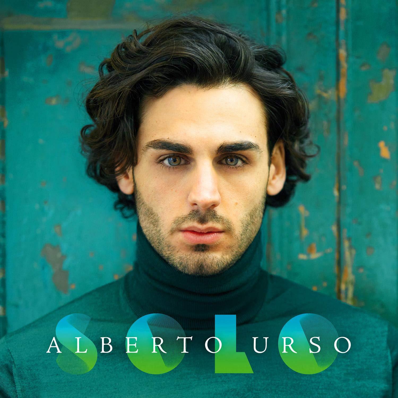 La Mia Rivoluzione Alberto Urso Solo album cover