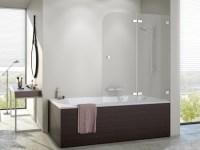 Badewanne Dusche | Duschwand Badewannenaufsatz