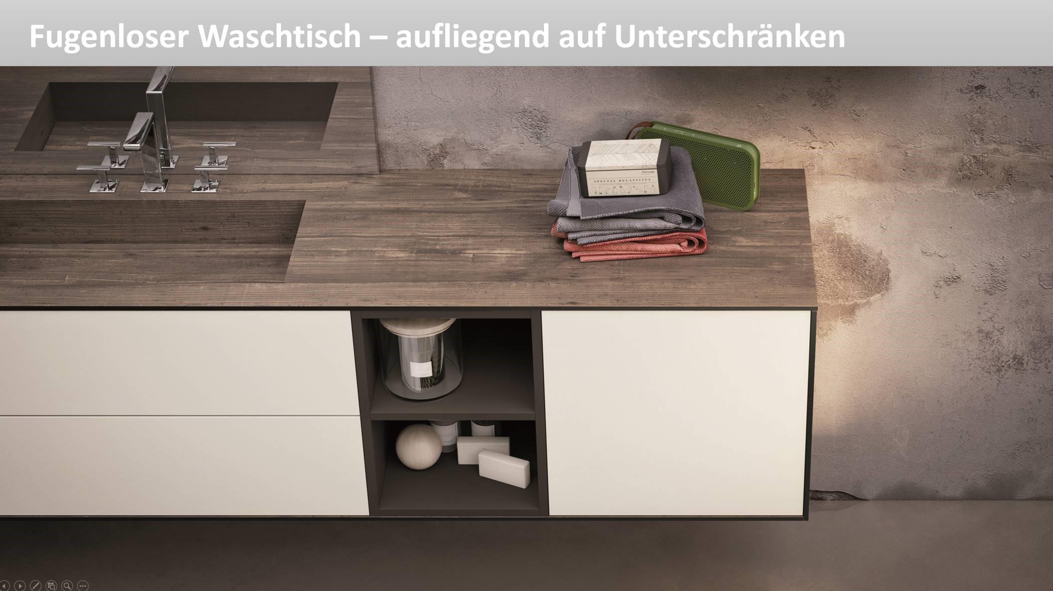 Gallery of Waschtisch Systeme Bad Direkt Waschtischplatte Mit