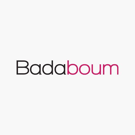 rideau isolant thermique et occultant gris clair 140x240cm