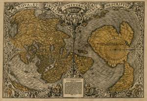 The map of Oronce Finé
