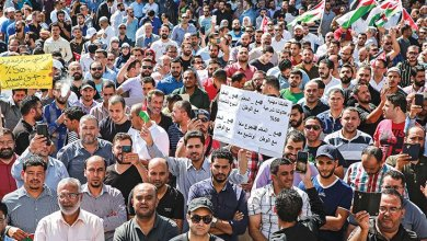 """Photo of الأردن: حراك المعلمين مرشح للالتهاب مجددا والسلطة """"قد لا تغفر"""" وتمنع تكرار السيناريو"""