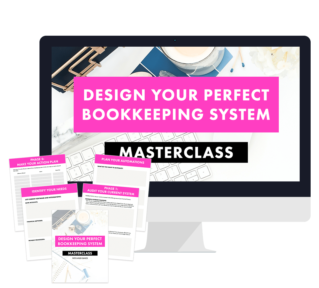 Mac Worksheets Mock Up Bookkeeping Masterclass