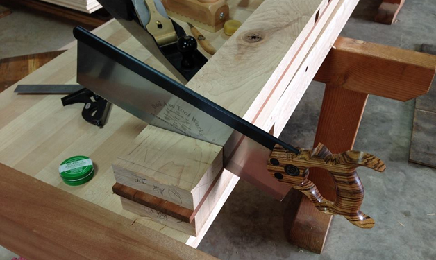 Bad Axe Tenon Saw