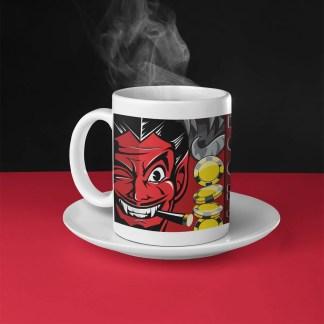 Lucky Devil Mug